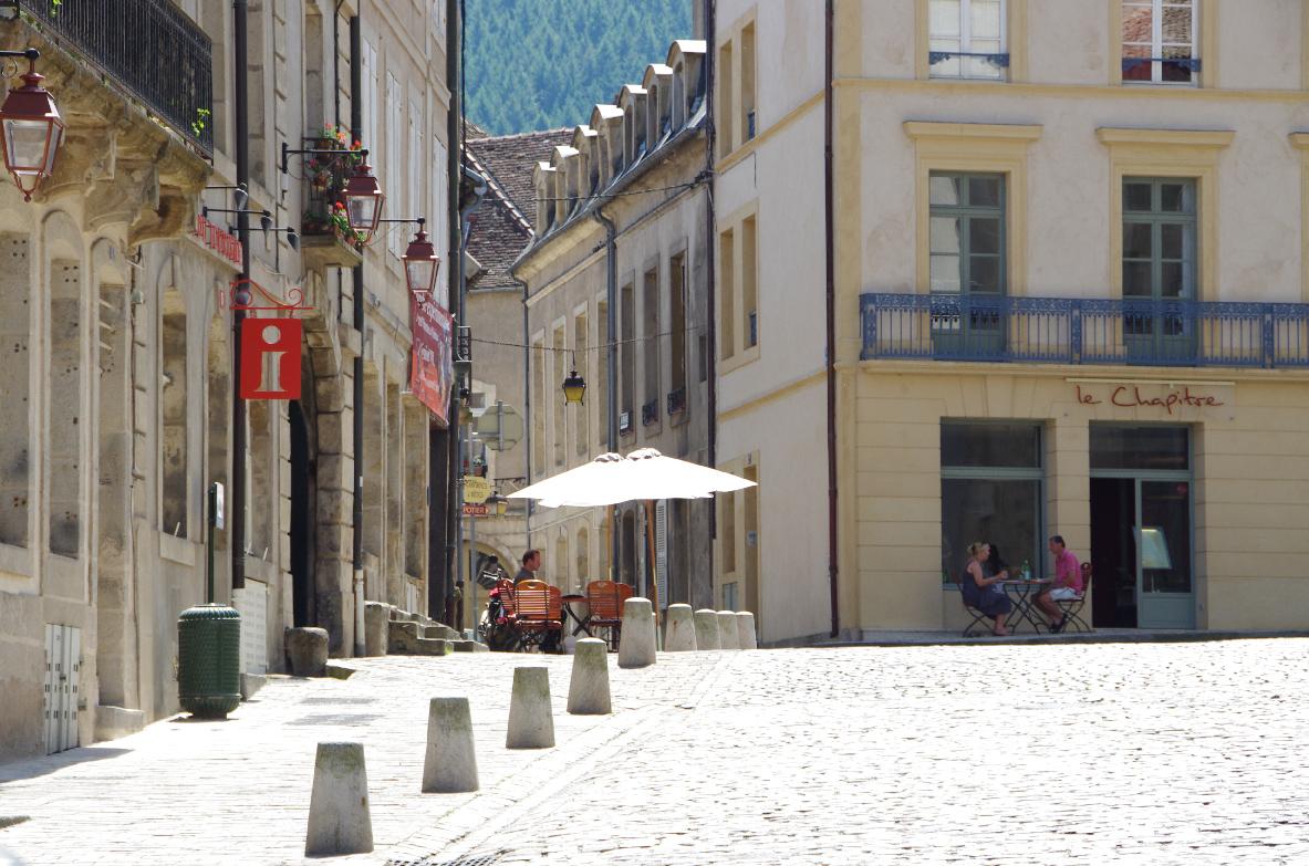 Quartier Cathedrale St Lazare